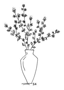 cover vase